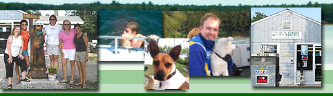 Boat Rentals on Ossipee Lake New Hampshire - NH